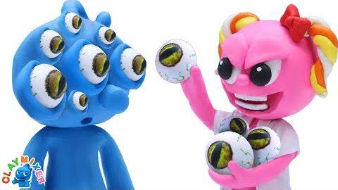 Pinky Veut Que Blue La Regarde Toujours Clay Mixer Dessins Animes En Francais Mw4Miuv47Iu Image