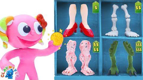 Pinky Veut Sacheter Une Paire De Longues Jambes Plus Attrayante Clay Mixer Animes En Francais Wb Cmyj138 Image