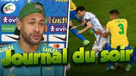 Polemique Autour De La Victoire De Largentinela Grosse Mise Au Point De Neymar Journal Du Soir