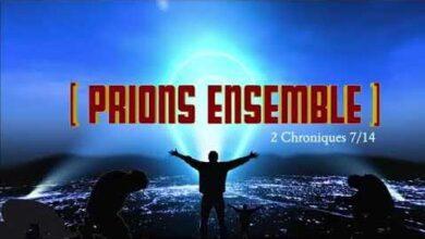 Prions Ensemble Du 29 07 2021 I Apotre Ousmane Zabre Zpnvugax7Sq Image