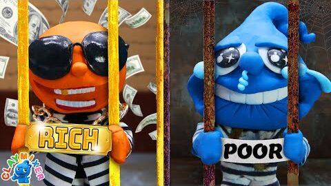 Prison Riche Vs Prison Broke Des Hacks De Vie Stupides En Prison Clay Mixer Francais Zjuadwwutds Image