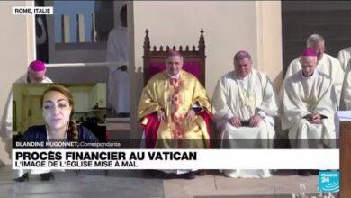 Proces Financier Au Vatican Limage De Leglise Mise A Mal O France 24 Yqbbjw 8Ufc Image