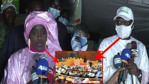 Projet De Loi Code Electoraldr Ndaye Soukeye Et Khalifa Tirent Sur Macky Sallaye Dirigeants Wayou Ubqin3Ro3We Image
