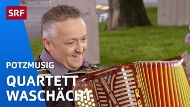 Quartett Waschacht Eine For Dwaschacht Familia Potzmusig Srf Musik T2G Moydvrg Image
