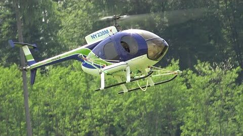 Rc Helicopter Hughes 500 Police Scale Electric Model With Water Pump System Ykeeg9Iads Image