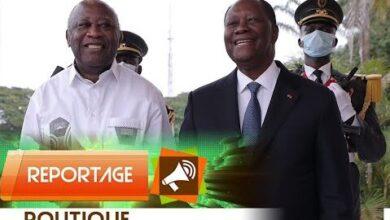 Rencontre Gbagbo Ouattara La Liberation Des Prisonniers Politique Au Centre Des Echanges O7V2Zxbtkbm Image