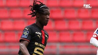 Rennes Depart Ou Prolongation De Camavinga Holveck Necarte Aucune Option Guc0Ubl577K Image