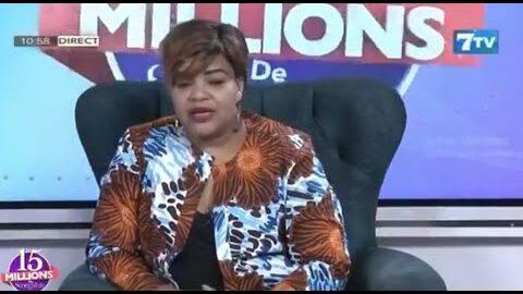Replay 15 Millions De Senegalais Meurtre Viol Enlevement Menaces Le Senegal A Lenvers Naphuinu3C0 Image