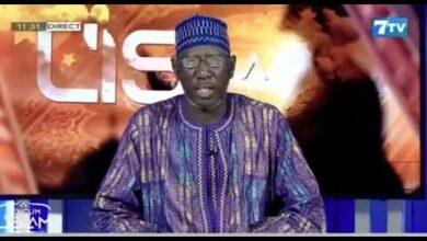 Replay Emission Pencum Lislam Presentee Imam Lamine Gueye Emixp8Gwtfc Image