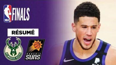 Resume Vf Nba Finals Malgre Un Giannis Xxl Les Suns Ecoeurent Encore Les Bucks Upi O5Uexs8 Image
