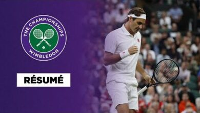 Resume Wimbledon Federer Trace Sa Route Face A Sonego Ipzjp7Wlmzc Image