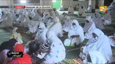 Revivez Les Prieres De Debut Dans Le Special Arafat A La Mosquee De La Divinite 5Zhcjjd8B1G Image