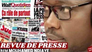 Revue De La Presse Rfm Du 31 07 2021 Dhrdz 0Lg2K Image