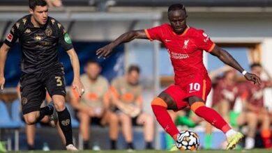 Sadio Mane Et Liverpool Signent Leur Premiere Victoire De La Saison Contre Mainz 1 But A 0 Dgp Tabkwzk Image