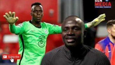 Sadio Maneje Veux Quedouard Mendy Soit Mon Successeur Il Faut Que Les Senegalais Prient Pour Lui Qnpajjopd8E Image