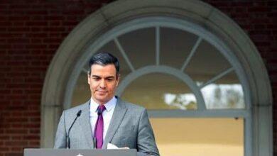 Sanchez Apresenta O Governo Da Recuperacao Cyxrei3Bdts Image