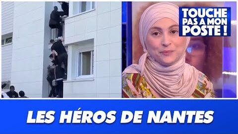 Sauvetage Incroyable Dune Famille A Nantes Les Heros Racontent Dans Tpmp Urzzeodphby Image