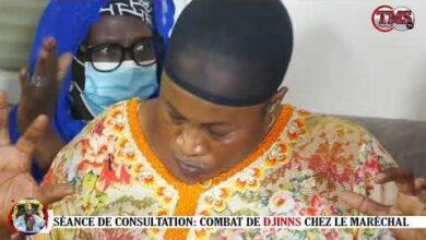 Seance De Consultation Combat Djinns Et Thierno Moule Sow 5Bx60Lfc6Q8 Image
