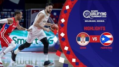 Serbia Puerto Rico Semi Finals Full Highlights Fiba Olympic Qualifying Tournament 2020 C3Fkfig1Ihy Image