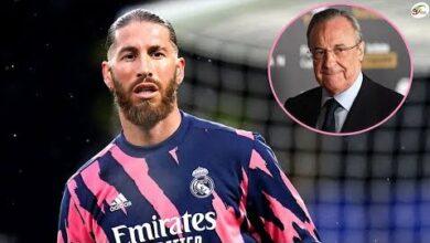 Sergio Ramos Prend Sa Revanche Et Se Rejouit Du Scandale Autour De Florentino Perez Haqtt7Ydfjm Image