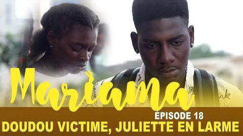 Serie Mariama Saison 01 Episode 22 Doudou Victime Juliette En Larme 77Wjngu3Py8 Image