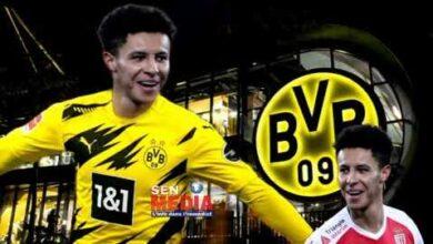 Sofiane Diop Dans Le Viseur De Dortmund Pour Pallier Le Depart De Sancho Rtg9Afvyxb8 Image