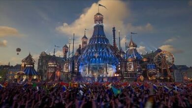 Special Gift Vintage Culture At Tomorrowland Around The World 2Zqd7Micijy Image