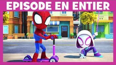 Spidey Et Ses Amis Extraordinaires Episode Un Mystere A Resoudre Zvfxzvcz9Ce Image