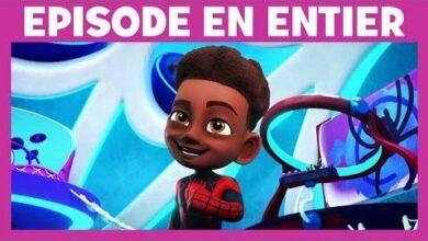 Spidey Et Ses Amis Extraordinaires Episode Web Ster Ys19Sjxr39M Image