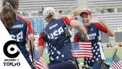 Sports Sisters Casey And Mackenzie Are Headed To The Olympics Archeryattokyo Hax2K0S9Jkc Image