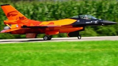Stunning Rc Helicopter And Turbine Model Jet Formation Royal Netherlands Air Force Bb5Aw7Fxbc8 Image