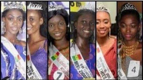 Suivez Miss Senegal 2021 Avec Eva Chon Samedi 03 Juillet 2021 R4Gpasn44Je Image