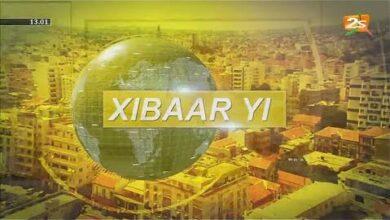 Suivez Xibaar Yi 13H Avec Seynabou Ndiaye Jeudi 22 Juillet 2021 Qtash0Iv2So Image