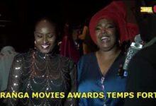Teranga Movies Awards Larrivee Des Acteurs Et Officiels Ztf Pngebeu Image