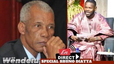 Tfm En Direct Wendelu Ak El Hadj Pape Cheikh Diallo Special Bruno Diatta N Afb2Cthuy Image