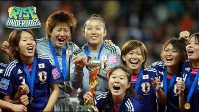 The Rise Of The Underdogs Fifa Womens World Cup Germany 2011 Nmdycftu3Nq Image