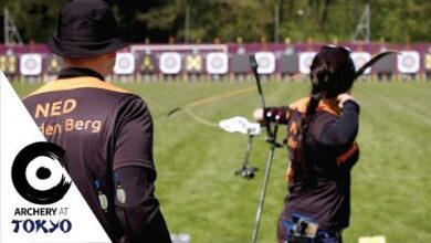 The Secret To Archerys Mixed Team Format At The Olympics Archeryattokyo Zgtq9Hebey0 Image