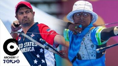The World Number Ones Arriving At The Olympics Archeryattokyo Ngsow 0Rsx4 Image
