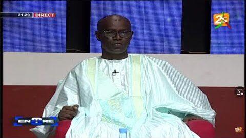 Thierno Alassane Sall Dans Entre Deux Avec Babacar Dione Et Momar Diongue Mer 07 Juillet 2021 Actavttjbto Image
