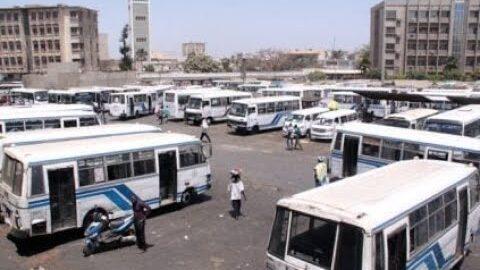 Thiow Li Les Chauffeurs De Bus Aftu En Greve De 48 Heures Le Pourquoi Fgiwizne8De Image