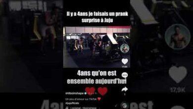 Tibo Il Y A 4 Ans Je Fesait Un Prank Surprise A Juju Nouveau Tiktok Jlbl4E72W8 Image