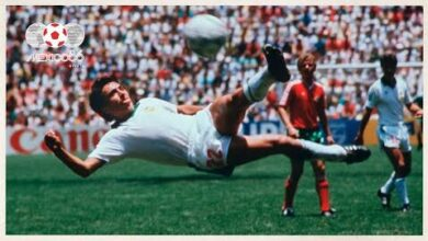 Top 10 Goals 1986 Fifa World Cup Ciau2Ei5Lbi Image
