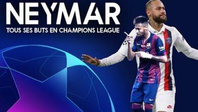 Tous Les Buts De Neymar En Ligue Des Champions Cmg2Zf9Lidk Image