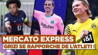 Transferts Griezmann Haaland Mbappe Les Infos Mercato Du 14 Juillet Jv5Tcrijkuc Image