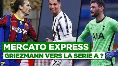 Transferts Griezmann Ronaldo Varane Les Infos Mercato Du 20 Juillet 2Bkb0Qjw Ou Image