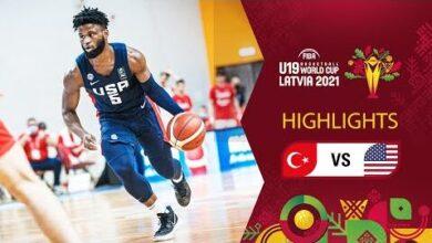 Turkey Usa Full Highlights Fiba U19 Basketball World Cup 2021 Rwfvoq4Ozmk Image
