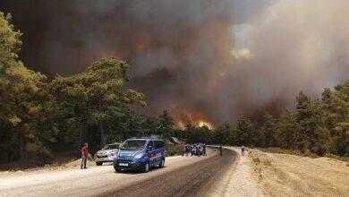 Turquia E Grecia Combatem Fogos Florestais 35Eeikexxpy Image