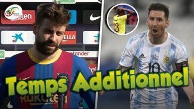 Un Nouveau Format De Gerard Pique Pour Les Tirs Au Buts Messi Se Moque De Mina Temps Additionnel Pd2Wgpqrvva Image