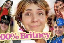 Une Journee 100 Britney Spears Shhtq2Hstuc Image