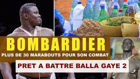 Urgent Bombardier Plus De 30 Marabouts Pour Son Combat Pret A Battre Balla Gaye 2 Yifrfyj3W08 Image